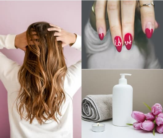 hair nails beauty credit: unsplash.com